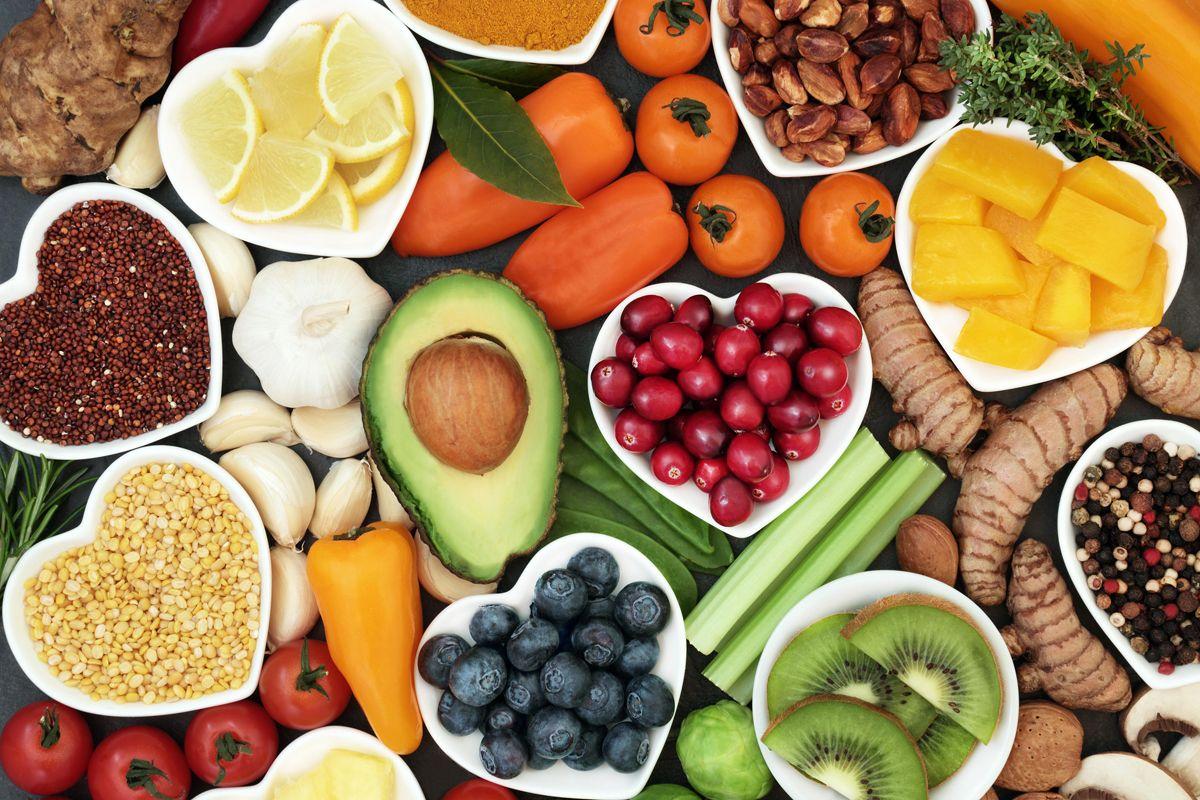 Os frutos e os vegetais são um bom hábito para uma vida sexual saudável