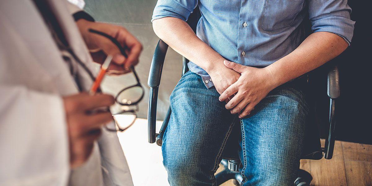 Uma infeção na próstata pode afetar o sexo?