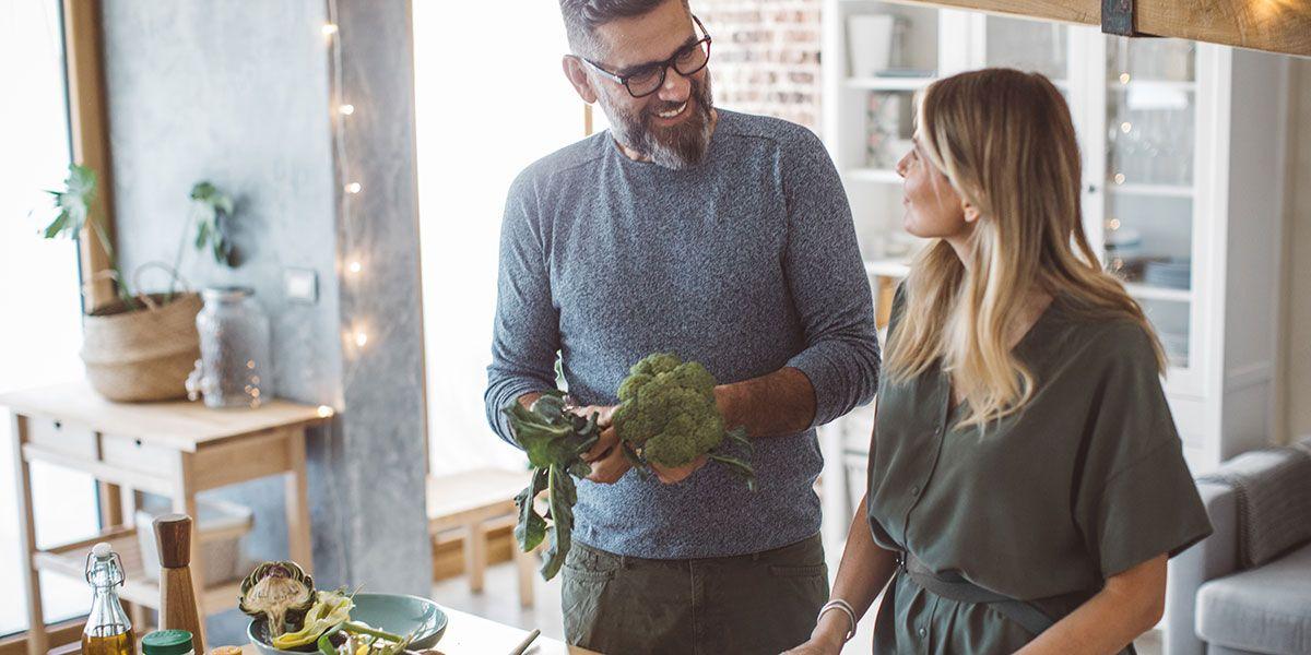 O que comer (e não comer) quando se tem uma próstata aumentada
